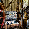 Coffman Wagon Exhibit, North House Museum, 301 West Washington Street, Lewisburg, WV
