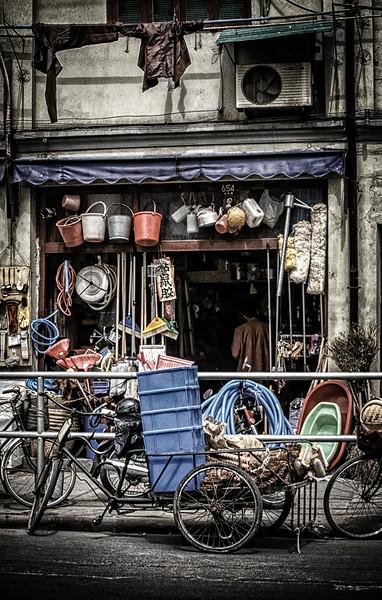 Local Hardware Store, Changle Lu, Shanghai