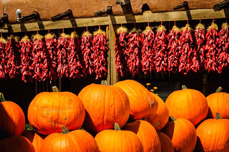 New Mexico Pumpkin Patch, Velarde, New Mexico
