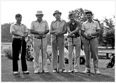 Williston Golf Club Regulars