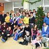Becker Christmas party 2010 for Orphanage #4 - at new ABWE center -