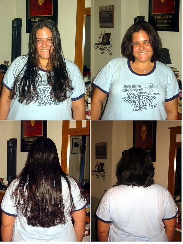 Old Hair, New Hair