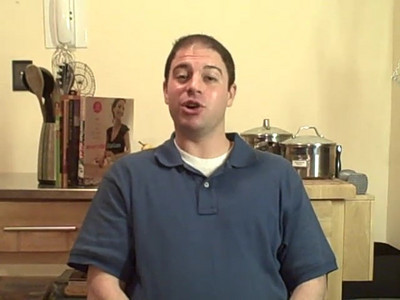 Pete's Food Network Audition Tape