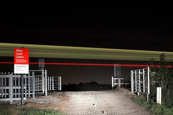 'Ghost Train', Farington 1/10/2007
