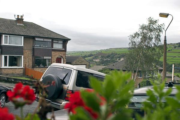 158812 seen from the Sair Inn, Linthwaite 7/10/2006