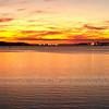 Sunset, Milford Haven Waterway