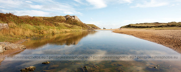Broadhaven South, Pembrokeshire