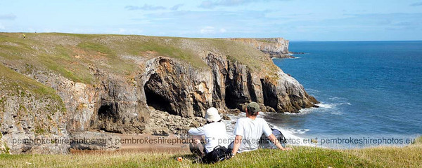 Sea Caves, near Broadhaven South