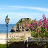 Castle Beach, St Catherine's Island, Tenby