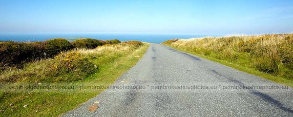 Road to Newport, Pembrokeshire