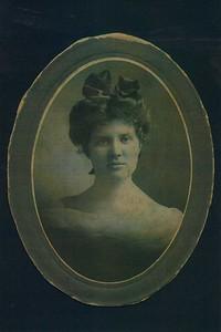 Violet Engle Rummel - Annabelle Rummel's mother