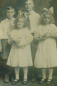 Paul, Rosaland, Chalmer and Mildred Rummel.