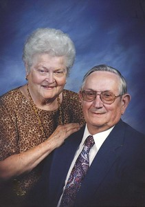 Annabelle and Gordon Fralick - July 1999