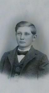 Homer Franklin Rummel. Father of Annabelle Rummel.