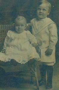 Paul Eugene and Chalmer Delmas Rummel