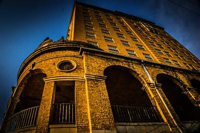 Baker Hotel - Mineral Wells Texas