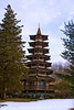 <center>Providence Zen Center  <br><br>Cumberland, Rhode Island   <br><br>This is the Providence Zen Center in Cumberland, Rhode Island.  To my knowledge, it's the only Buddhist Temple in RI.  This pagoda stands 65 feet high.</center>
