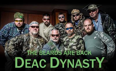 DEAC DYNASTY - THE BEARDS ARE BACK