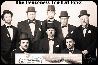The Deaconess Top Hat Boyz-4