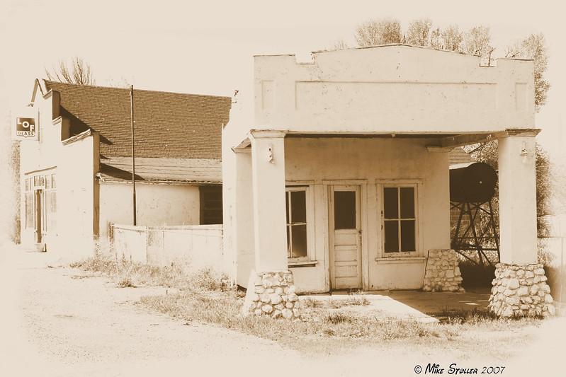 Utah Gas Station 2007