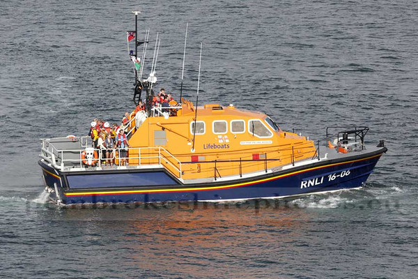 RNLI Tenby Open Day, Aug 2011