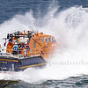 Tenby Lifeboat Launch.