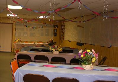 09 03-28 Wedding reception for Christine and Johnny. mc