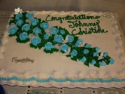 09 03-28 Beautiful new home, beautiful cake! mc