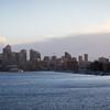 Seattle skyline from Gasworks park.