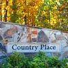 Country Place Entry