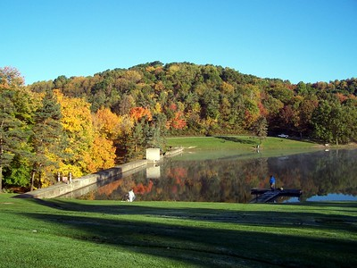 Cummings Dam at Blue Spruce Park