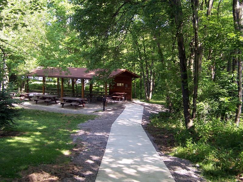 Blue Spruce Park Pavilion #3