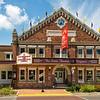 Barter Theatre, West Main Street, Abingdon, Virginia