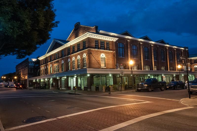 Roanoke City Market Building, Roanoke, Virginia