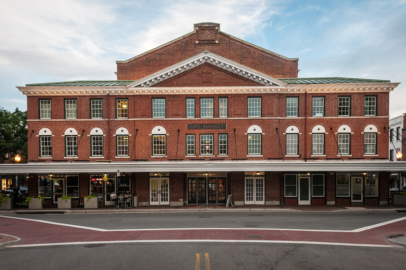 City Market Building, Roanoke, Virginia