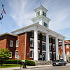 Washington County Courthouse, East Main Street, Abingdon, Virginia