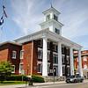 Washington County Courthouse, East Main Street, Abingdon, Virginia