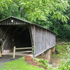Bob White Covered Bridge, Woolwine, Virginia
