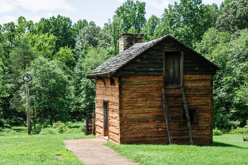 Booker T Washington National Monument, Hardy, Virginia
