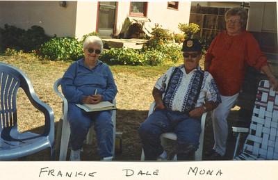 Frankie, Dale, Mona