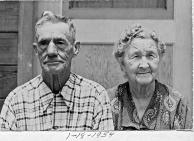 Frank and Essie Trogdon