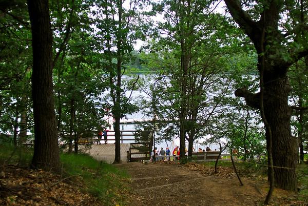 Camp Freeland Leslie, June 16-19, 2012