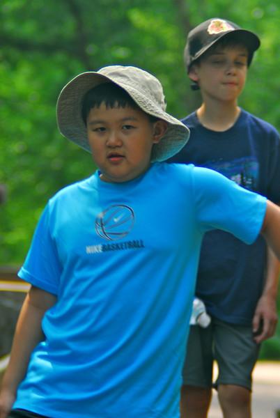 Fullersburg Woods Hike, May 20, 2012