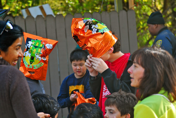 Haunted Hike, Oct 22, 2011