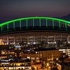 CenturyLink Field, Seattle. From Beacon Hill.