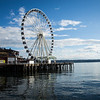 I think the wheel is a pretty good addition to the Seattle waterfront.