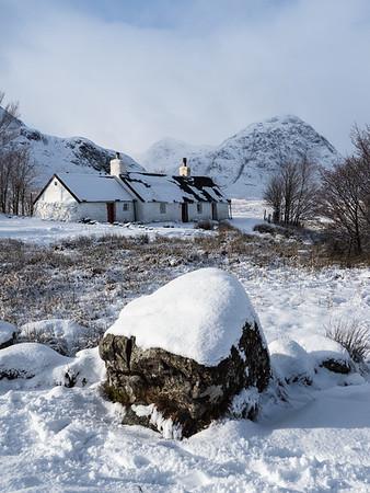 Black Rock Cottage, Glencoe