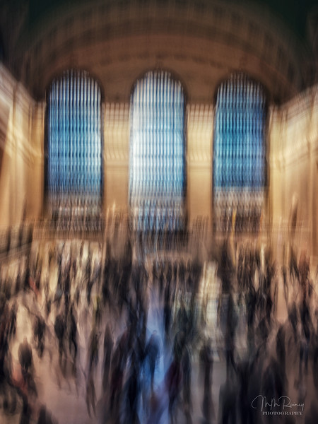 Rush Hour Grand Central