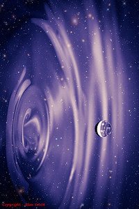 Liquid Space Motion