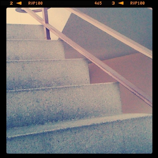 Up Stairs or Down?
